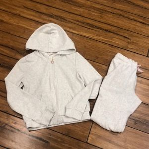 H&M Basics Sweat Suit